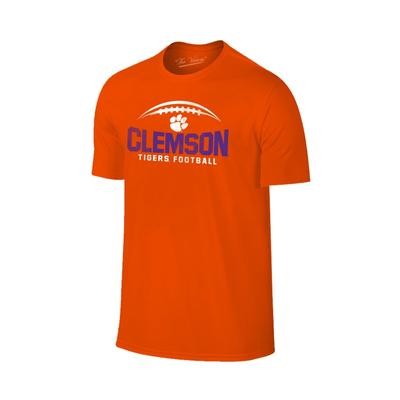 Clemson Football Laces T-shirt
