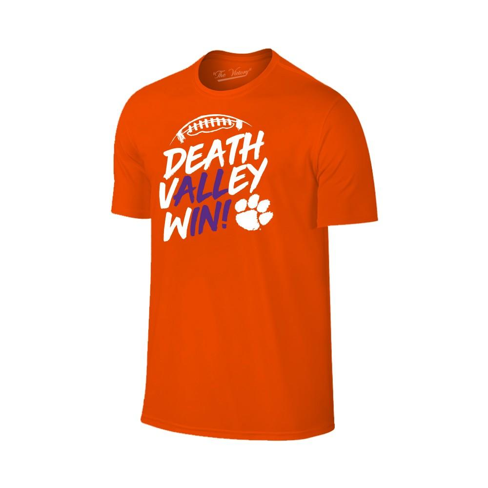 Clemson Death Valley Win (All In) T- Shirt