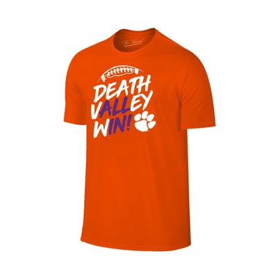 Clemson Death Valley Win (All In) T-shirt