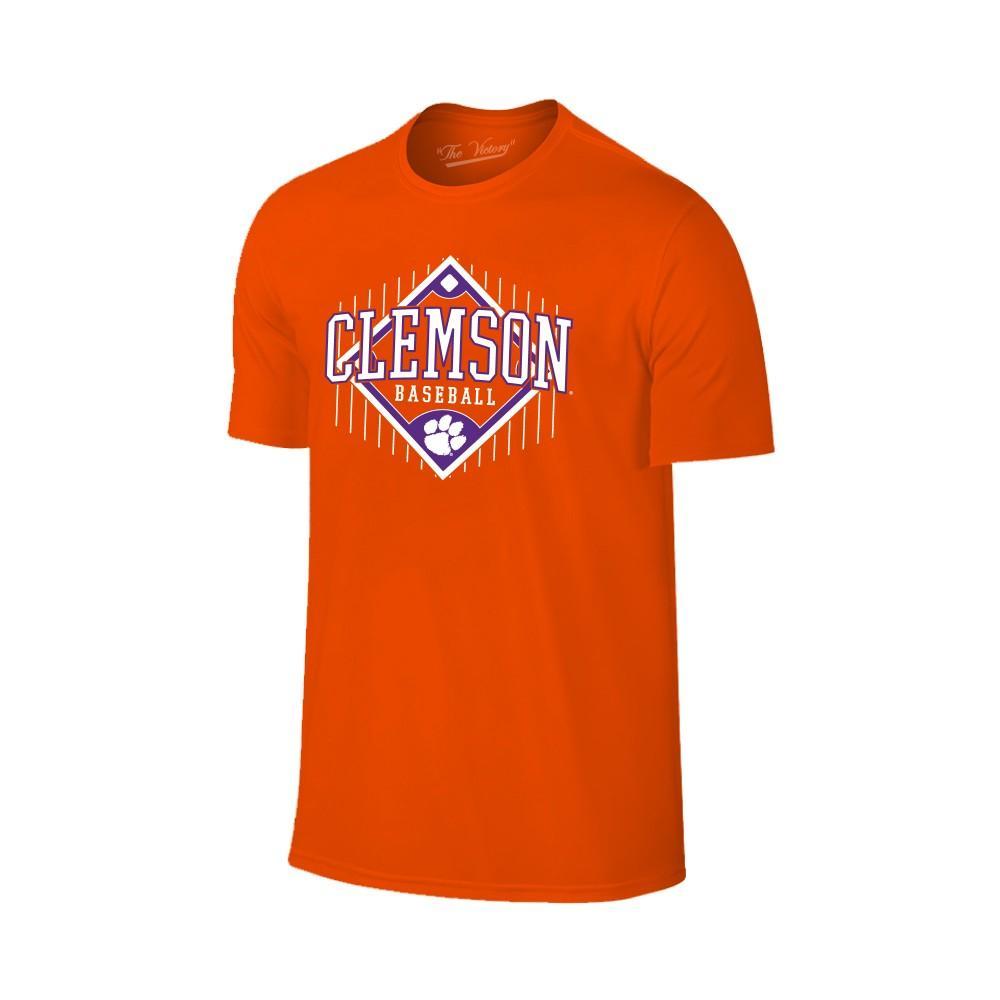 Clemson Baseball Field Logo T- Shirt