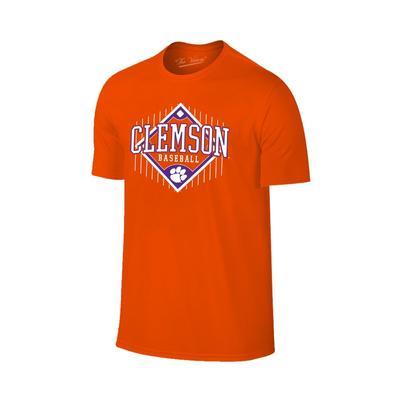 Clemson Baseball Field Logo T-shirt