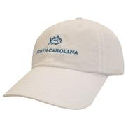 North Carolina Southern Tide Skipjack Adjustable Hat