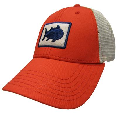 Southern Tide Fly Patch Tracker Hat END_ORG/MESH