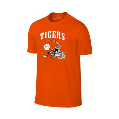 Clemson Tigers Football Helmet T-shirt