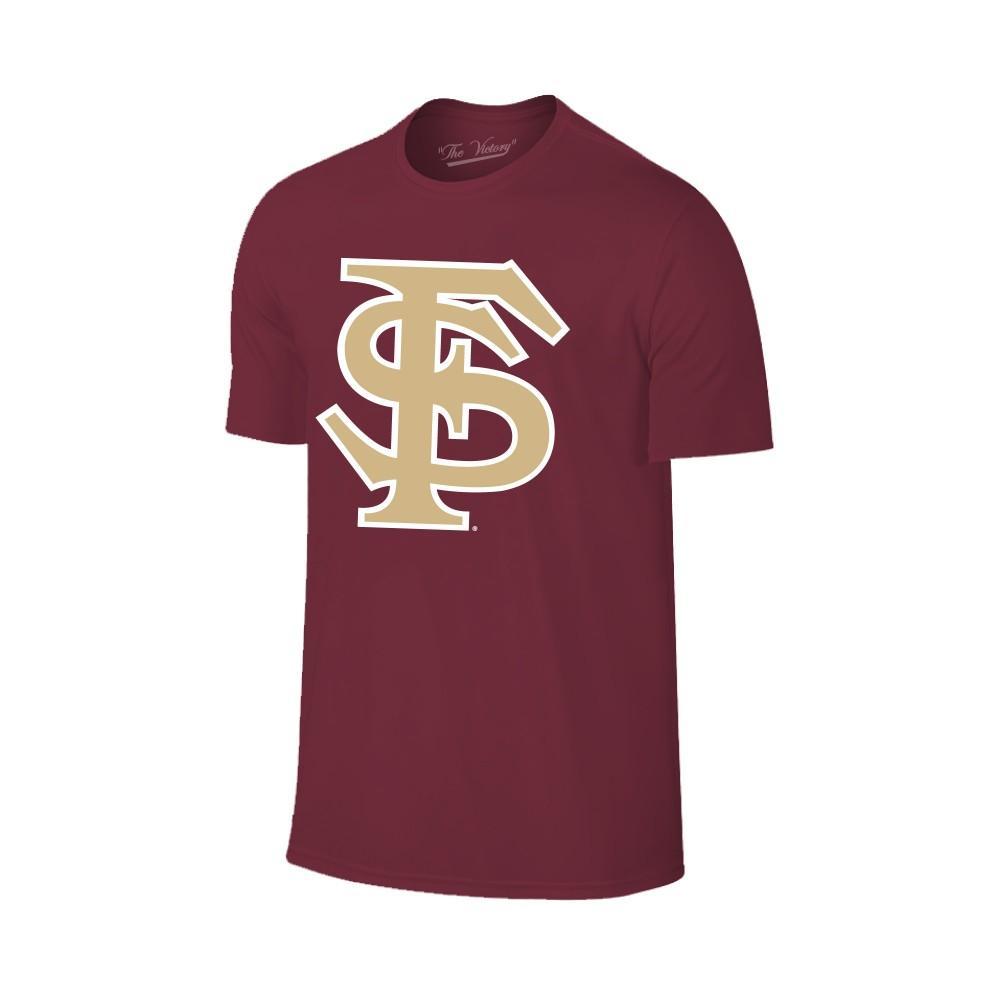 Florida State Giant Fs Logo T- Shirt