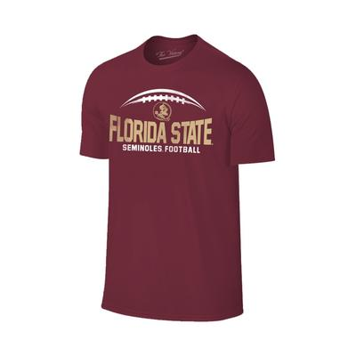 Florida State Football Laces T-shirt