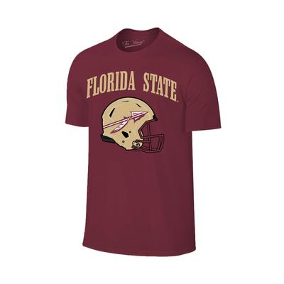 Florida State Arch Football Helmet T-shirt