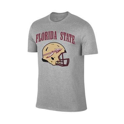 Florida State Arch Football Helmet T-shirt
