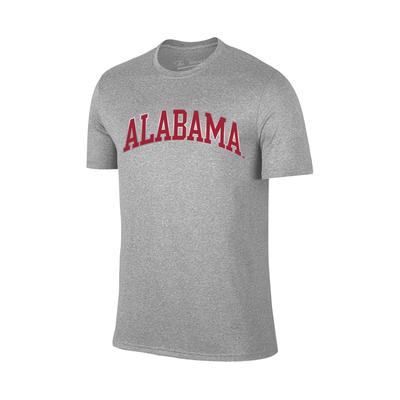 Alabama Women's Lined Basic Arch T-shirt GREY