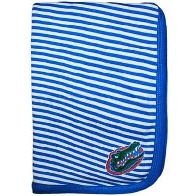 Florida Infant Striped Knit Blanket