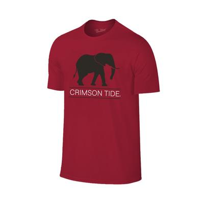 Alabama Women's Crimson Tide Elephant Tee