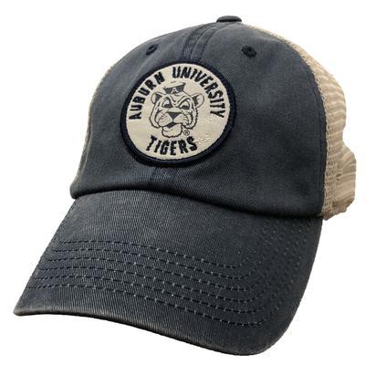 Auburn Top of the World Circle Patch Vault Logo Cap