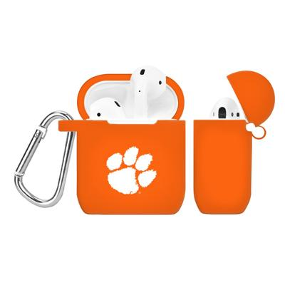 Clemson Silicone Airpod Case Cover