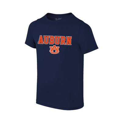 Auburn Youth Straight Logo T-shirt