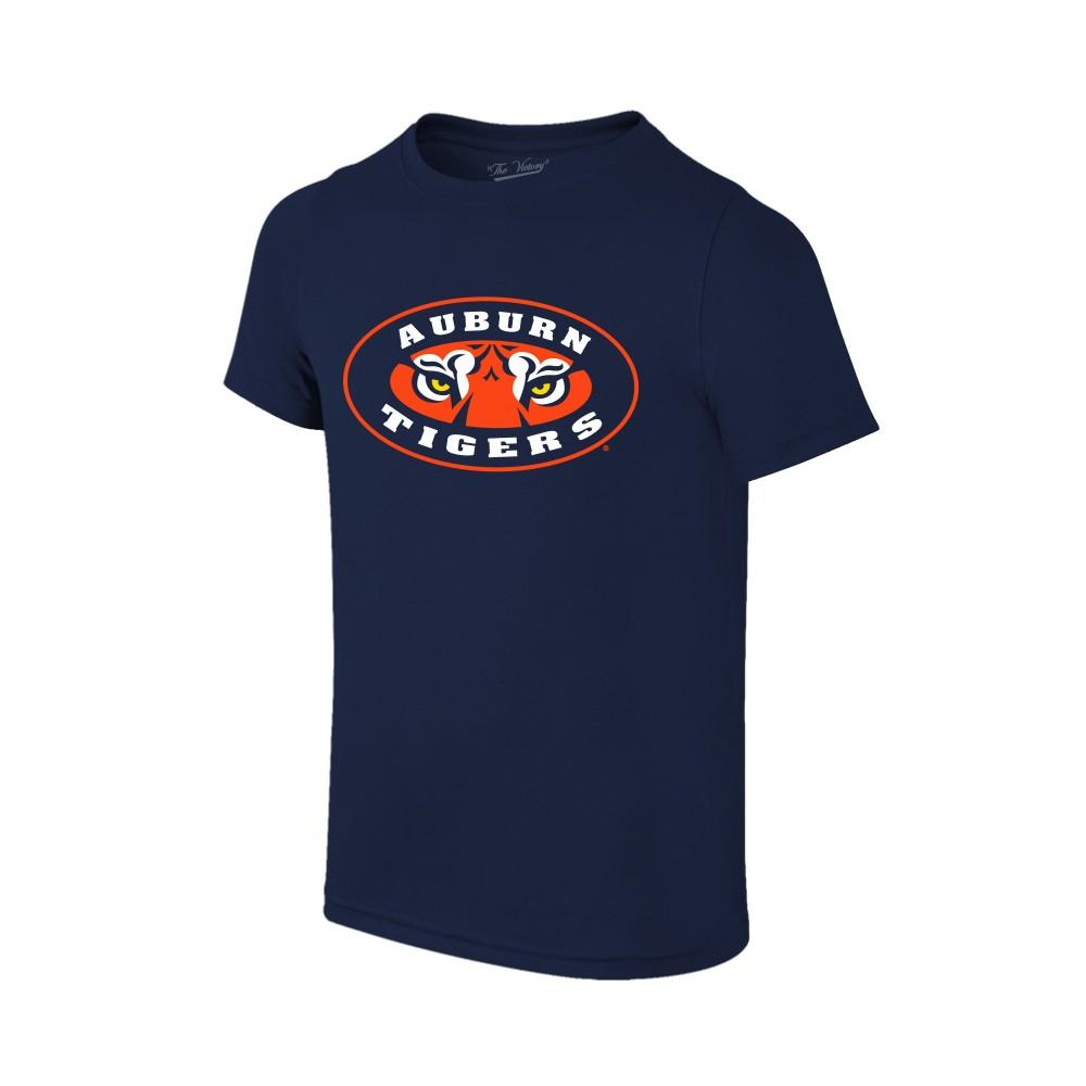 Auburn Youth Tiger Eyes Logo T- Shirt