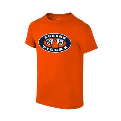 Auburn Youth Tiger Eyes Logo T-shirt ORANGE