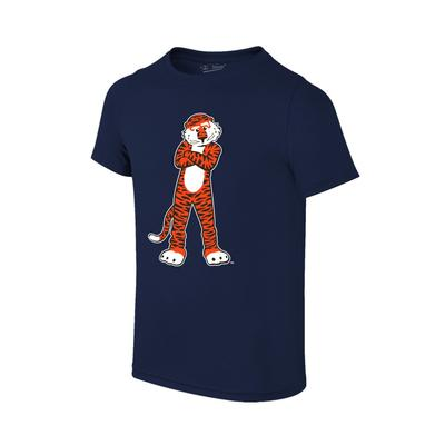 Auburn Youth Aubie Logo T-shirt
