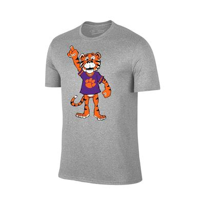 Clemson Youth Giant Mascot Logo T-shirt