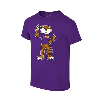 LSU Youth Giant Mascot Logo T-shirt