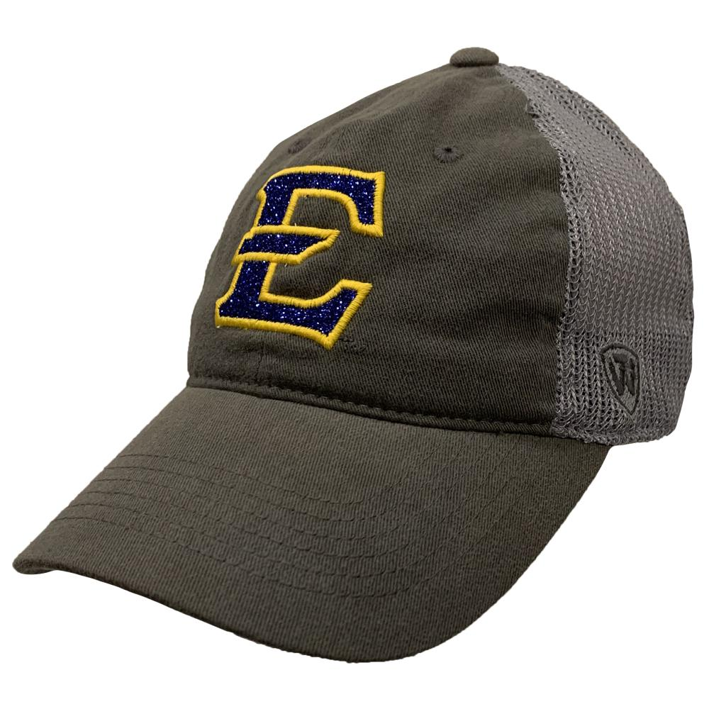 Etsu Top Of The World Women's Meshback Adjustable Hat