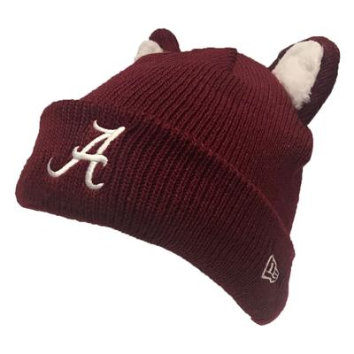 Alabama Ears Knit Beanie