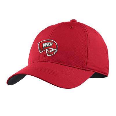 Western Kentucky Nike Golf Custom Tech Hat