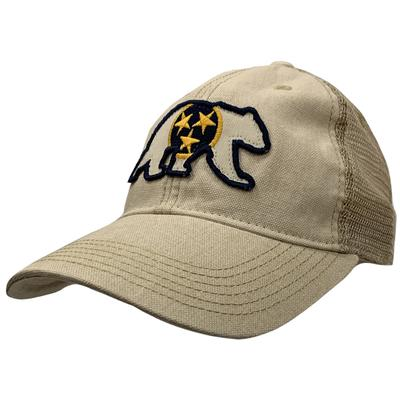 State of Tennessee Bear and Tristar Cap