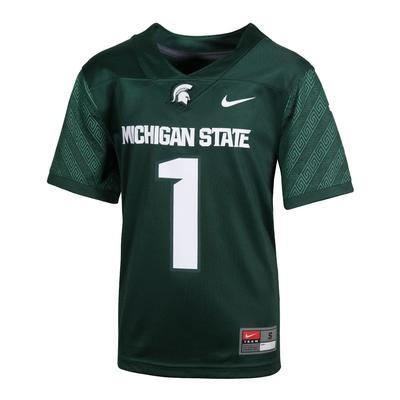 Michigan State Nike Youth Replica Football Jersey