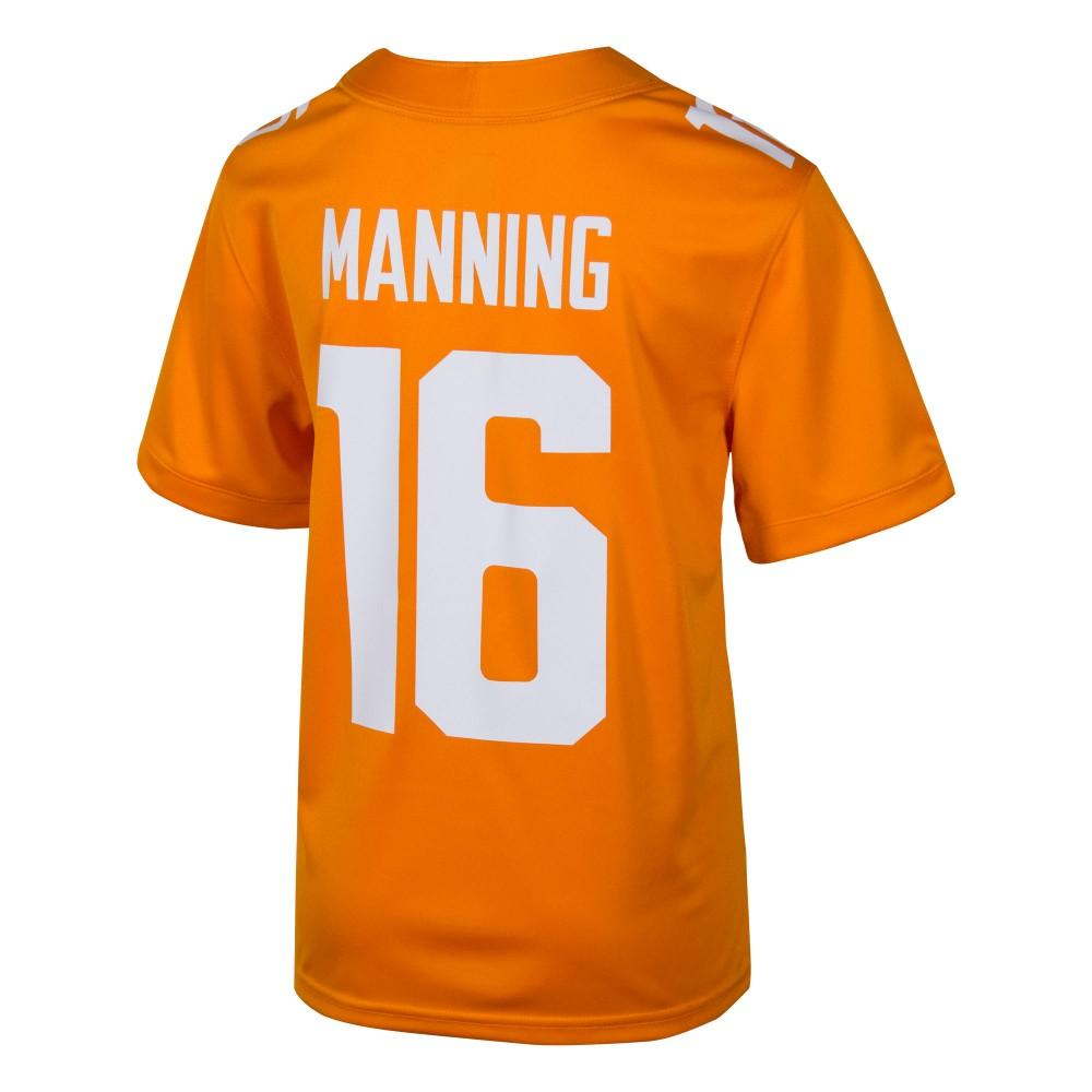 watch e68df 92963 Vols | Tennessee Nike Youth Replica Peyton Manning Football ...