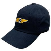 State Of Tennessee Navy And Gold Tristar Cap