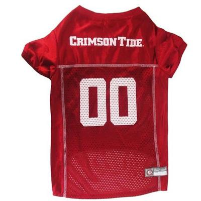 Alabama Mesh Pet Football Jersey