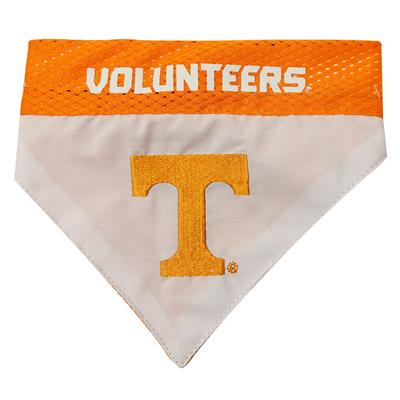 Tennessee Reversible Pet Collar Bandana