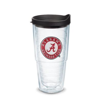 Alabama Tervis Script A Circle Logo 24 oz Tumbler