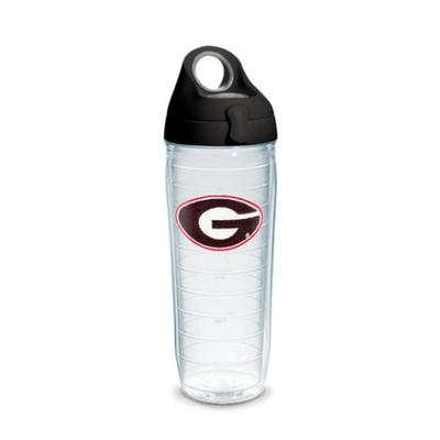 Georgia Tervis 24 oz Water Bottle