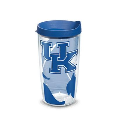 Kentucky Tervis Wildcat Wrap 16 oz Tumbler