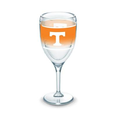 Tennessee Tervis 9 oz Wrap Wine Glass