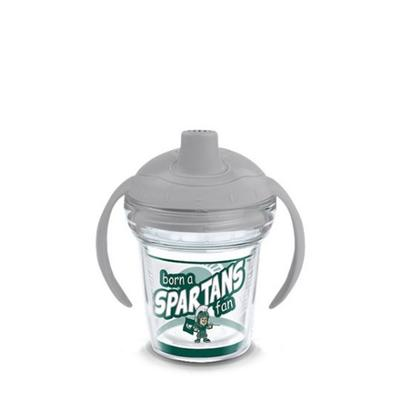 Michigan State Tervis Born A Fan 6 oz Sippy Cup