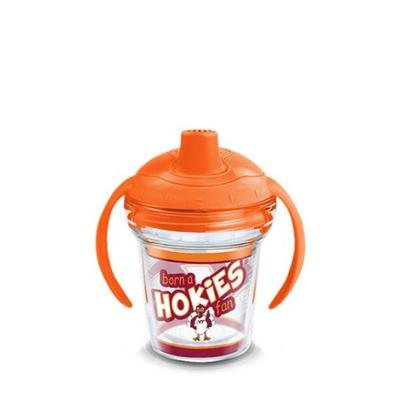 Virginia Tech Tervis Born A Fan 6 oz Sippy Cup