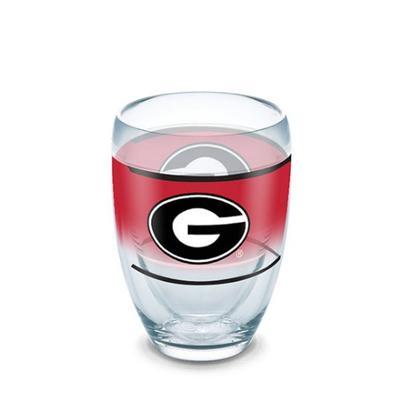 Georgia Tervis 9 oz Stemless Wine Glass
