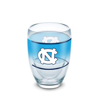UNC Tervis 9 oz Stemless Wine Glass