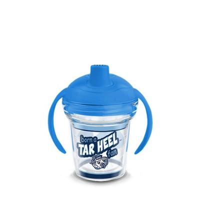 UNC Tervis Born A Fan 6 oz Sippy Cup