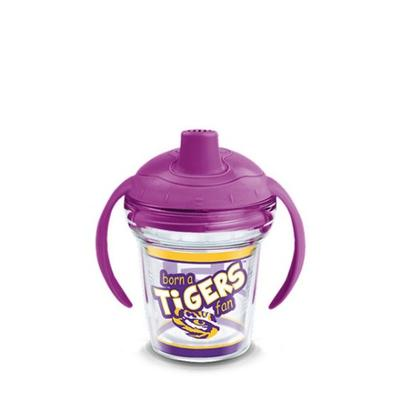 LSU Tervis Born A Fan 6 oz Sippy Cup