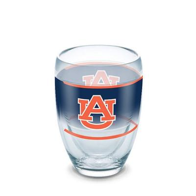 Auburn Tervis 9 oz Stemless Wine Glass