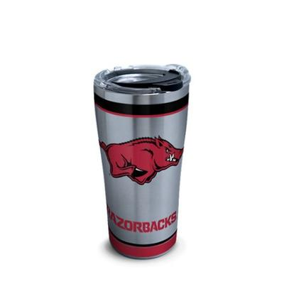 Arkansas Tervis Tradition 20 oz Stainless Steel Tumbler