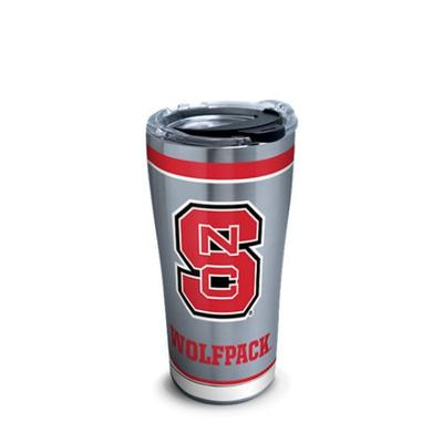 NC State Tervis Tradition 20 oz Stainless Steel Tumbler