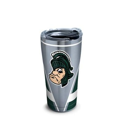 Michigan State Tervis Vault 20 oz Stainless Steel Tumbler