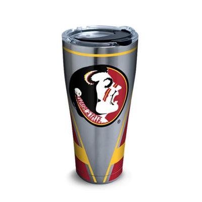 Florida State Tervis Vault 30 oz Stainless Steel Tumbler