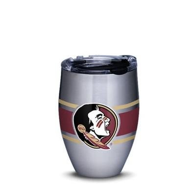 Florida State Tervis 12 oz Stainless Steel Wine Tumbler