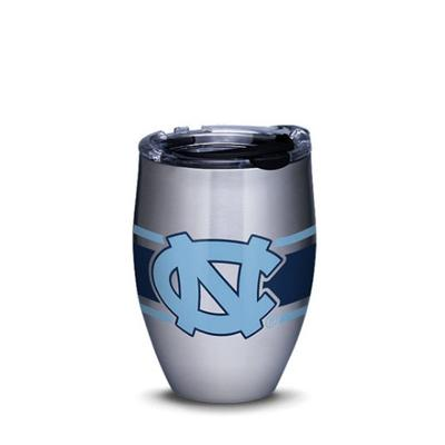 UNC Tervis 12 oz Stainless Steel Wine Tumbler