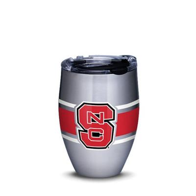 NC State Tervis 12 oz Stainless Steel Wine Tumbler